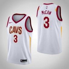 Cleveland Cavaliers #3 Patrick McCaw White Association Jersey