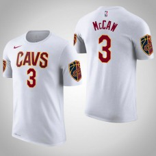 Patrick McCaw Cavaliers Association Edition White T-Shirt