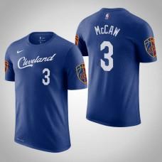Cleveland Cavaliers #3 Patrick McCaw City T-Shirt