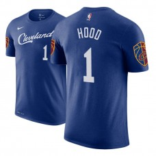 Cleveland Cavaliers #1 Rodney Hood City T-Shirt