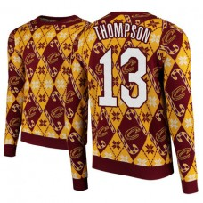 Cleveland Cavaliers #13 Tristan Thompson 2018 Christmas Sweater