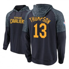 Cleveland Cavaliers #13 Tristan Thompson Navy Made to Move Hoodie