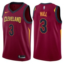 Cleveland Cavaliers #3 George Hill Icon Jersey