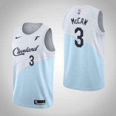 Cleveland Cavaliers #3 Patrick McCaw Earned Jersey