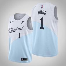 Cleveland Cavaliers #1 Rodney Hood Earned Jersey