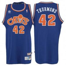 Cleveland Cavaliers #42 Nate Thurmond Hardwood Classics Jersey