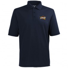 Antigua Cavaliers Navy Pique Xtra-Lite Performance Polo