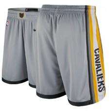 Cavaliers Gray City Edition Shorts