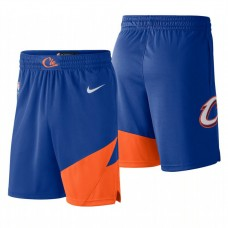 Cavaliers Blue 2018 CIty Edition Shorts