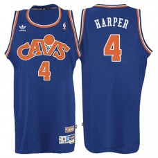 Cleveland Cavaliers #4 Ron Harper Hardwood Classics Jersey