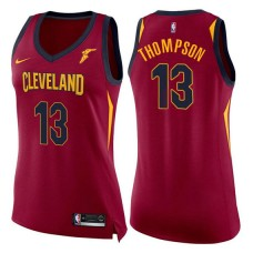 Women's Cleveland Cavaliers #13 Tristan Thompson Icon Jersey