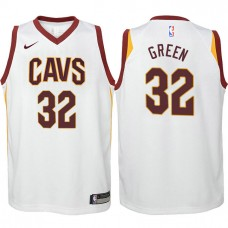 Youth Cleveland Cavaliers #32 Jeff Green Association Jersey