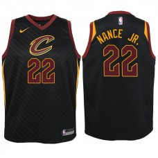 Youth Cleveland Cavaliers #22 Larry Nance Jr. Statement Jersey