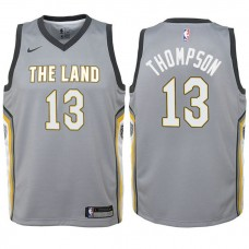 Youth Cleveland Cavaliers #13 Tristan Thompson City Jersey