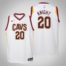 Youth Cleveland Cavaliers #20 Brandon Knight Association Jersey