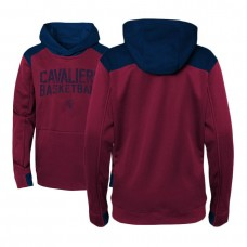Youth Cavaliers Outerstuff Off The Court Hoodie