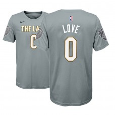 Youth Cleveland Cavaliers #0 Kevin Love City T-Shirt