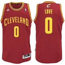 Youth Cleveland Cavaliers #0 Kevin Love Road Jersey