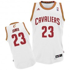 Youth Cleveland Cavaliers #23 LeBron James Home Jersey