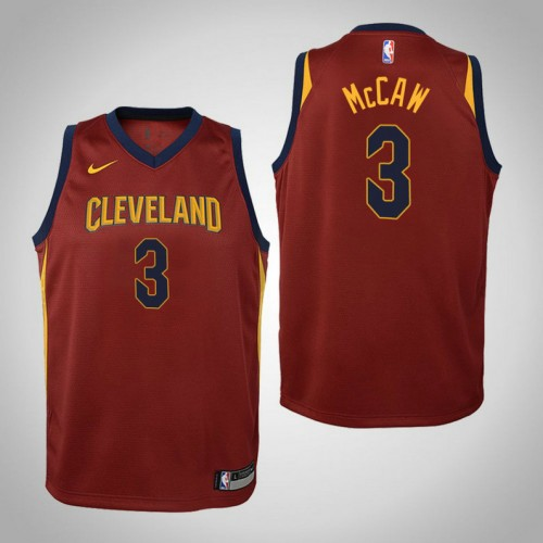 Youth Cleveland Cavaliers #3 Patrick McCaw Icon Jersey